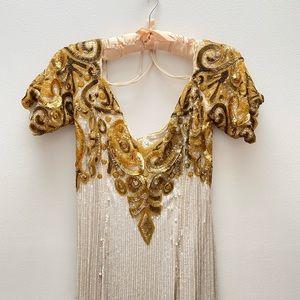 Vintage - Naeem Khan Riazee Nights dress